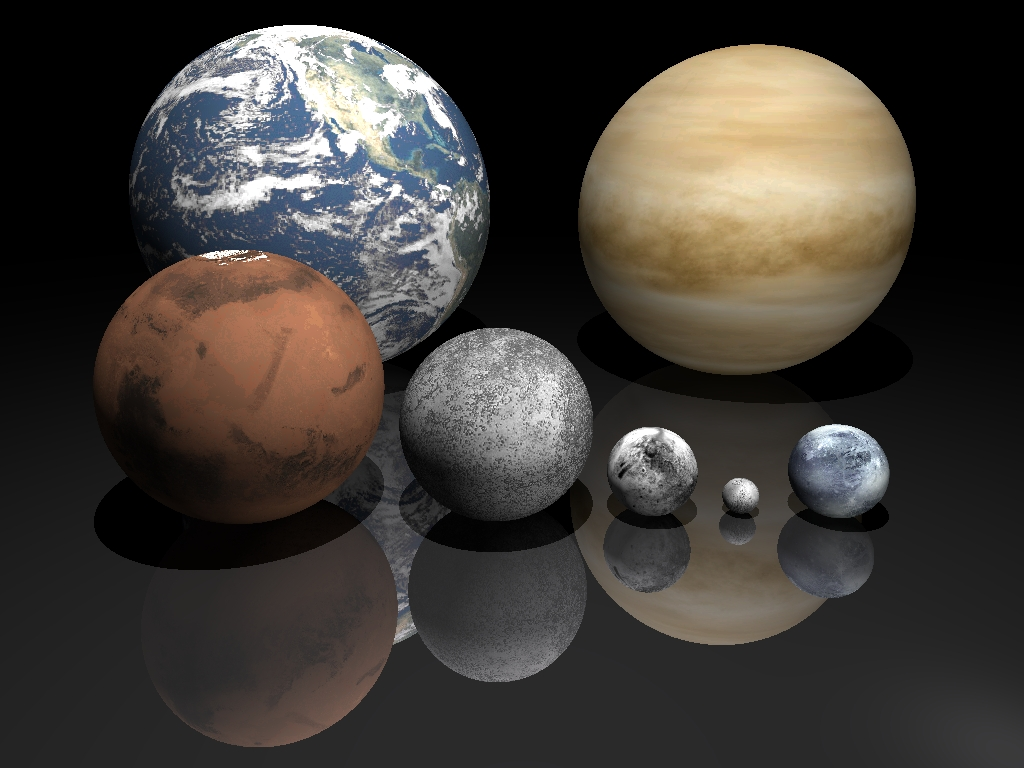 pictures of the planets - photo #47